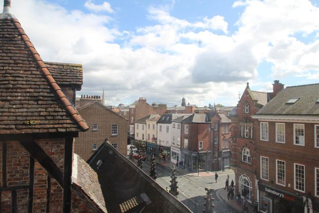 Thumbnail Flat for sale in The Courtyard, St. Martins Lane, York