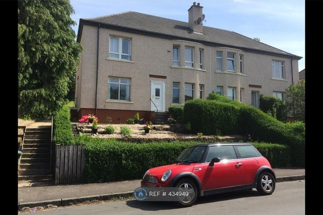 Thumbnail Flat to rent in Turret Road, Glasgow