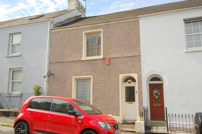 Thumbnail Terraced house for sale in Anns Place, Stoke, Plymouth