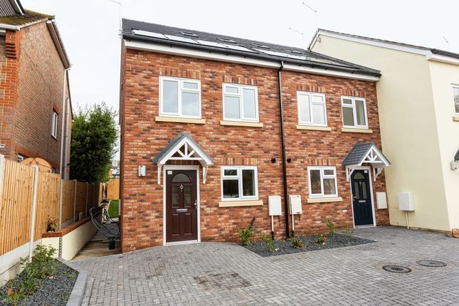 Thumbnail Terraced house for sale in Rayleigh Road, Eastwood, Leigh-On-Sea