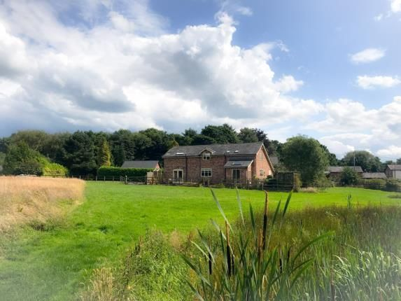 Thumbnail Detached house for sale in Salters Lane, Lower Withington, Macclesfield, Cheshire