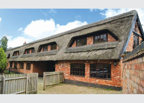 Thumbnail Detached house for sale in Pools Cottages, Crackley Lane, Warwickshire