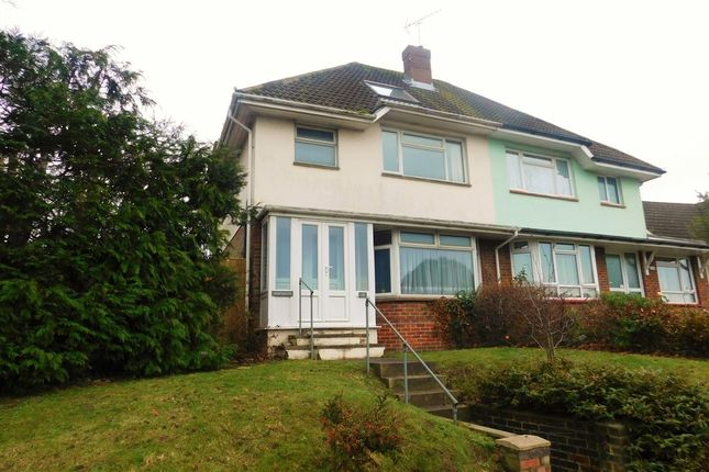 3 bed semi-detached house for sale in Barncroft Way, Havant