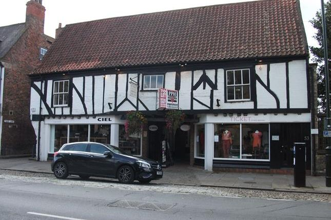 Thumbnail Retail premises to let in Shop Unit 5, St Mary's Court, North Bar Within, Beverley, East Yorkshire