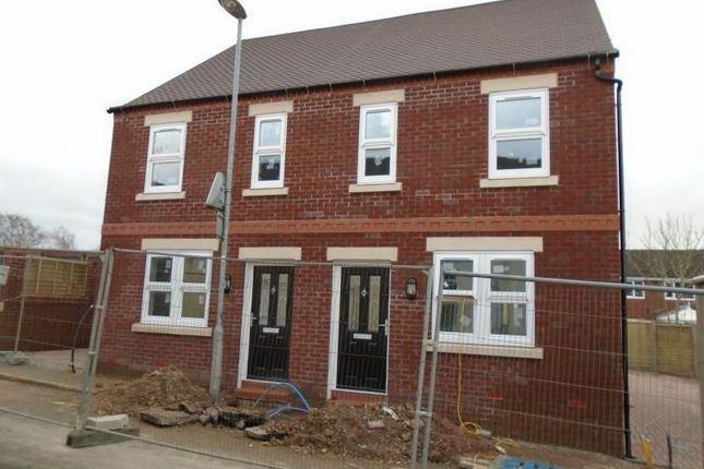 Thumbnail Semi-detached house for sale in Samuel Street, Packmoor, Stoke-On-Trent