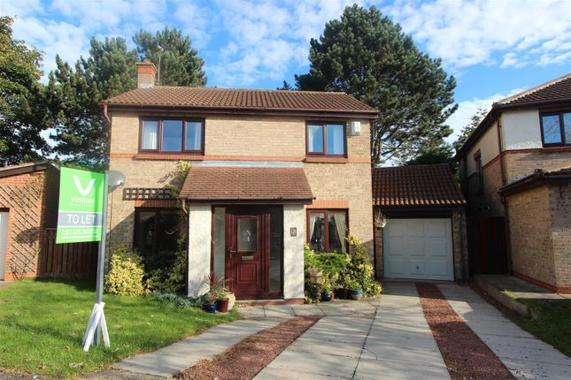 Thumbnail Detached house to rent in Westkirk Close, Darlington