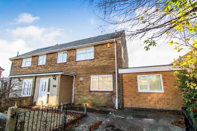 Thumbnail Semi-detached house to rent in Oxclose Lane, Arnold, Nottingham