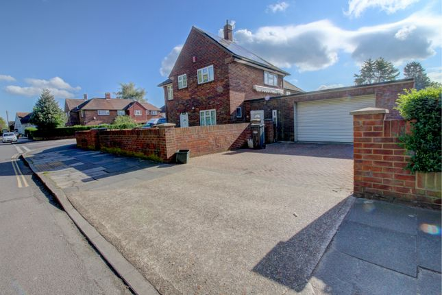 Thumbnail Semi-detached house for sale in Chertsey Road, Feltham