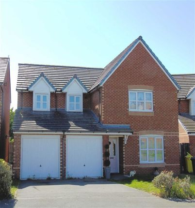 Thumbnail Detached house for sale in Pen Y Cae, Abergele, Abergele
