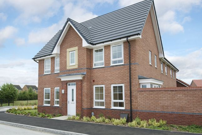 """Thumbnail Detached house for sale in """"Morpeth"""" at Helme Lane, Meltham, Holmfirth"""