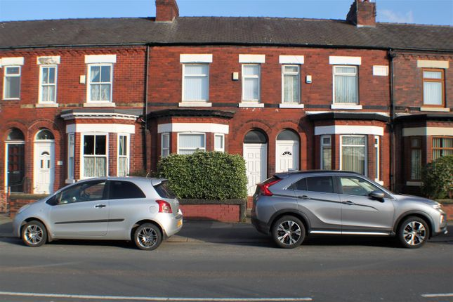 Thumbnail Terraced house to rent in Canal Bank, Monton, Eccles, Manchester