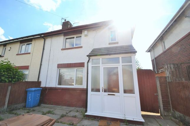 Thumbnail Property to rent in Tenby Drive, Salford