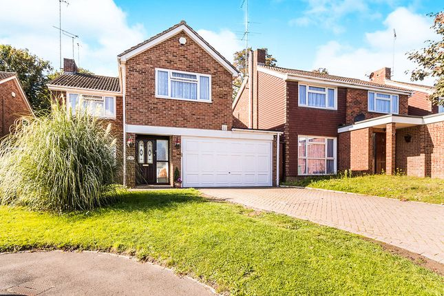 Thumbnail Detached house for sale in Grovebury Close, Erith