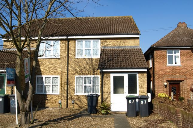 Thumbnail Flat to rent in Potton Road, Biggleswade