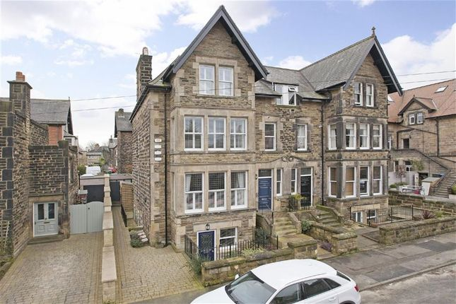 Thumbnail Flat to rent in Alderson Road, Harrogate, North Yorkshire