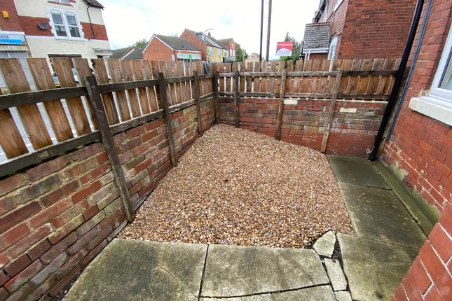 Rear Yard of Morrell Street, Rotherham S66