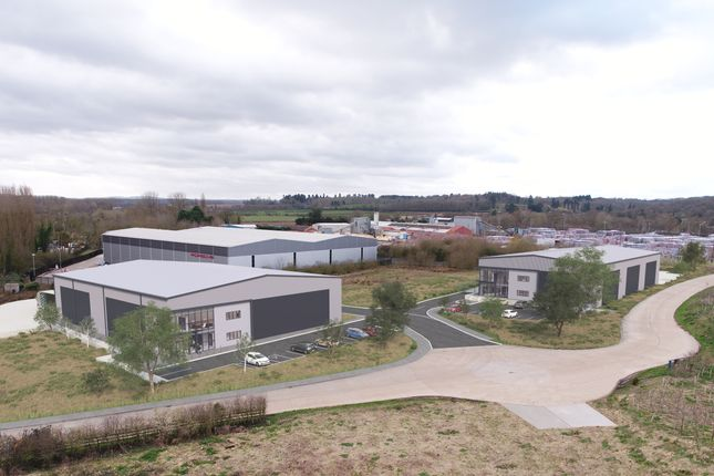 Thumbnail Industrial to let in Beenham Eco Park, Duncans Drive, Beenham, Reading