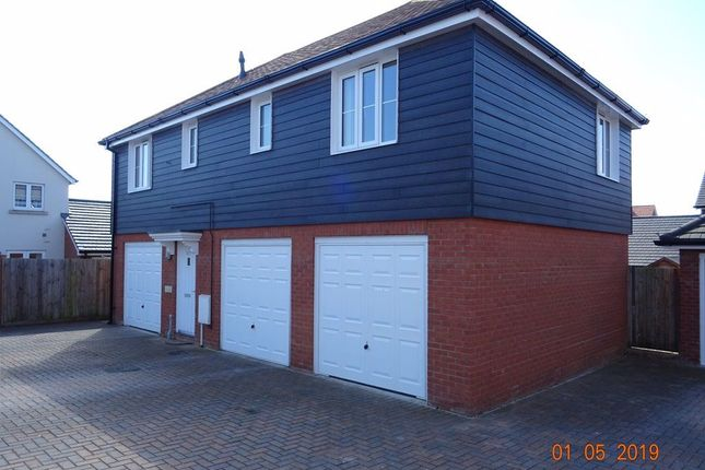Thumbnail Semi-detached house to rent in Quicksilver Way, Andover