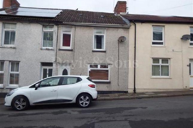 Thumbnail Terraced house for sale in Francis Street, Fleur De Lis, Blackwood
