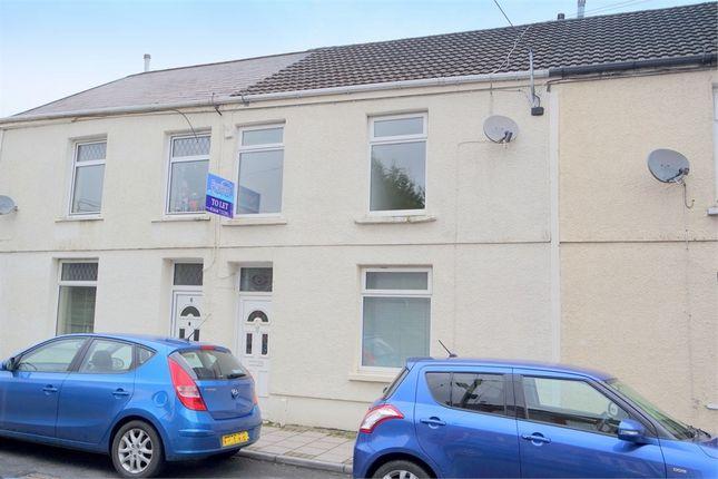 Thumbnail Terraced house to rent in Ewenny Road, Maesteg, Mid Glamorgan