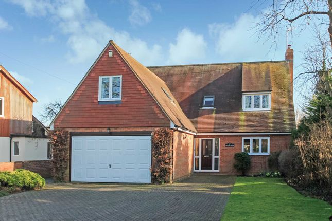 Thumbnail Detached house for sale in Chequers Lane, Pitstone, Leighton Buzzard