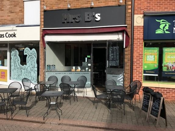 Thumbnail Restaurant/cafe for sale in 60 High Street, Long Eaton