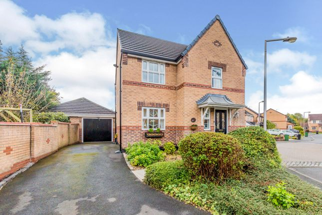 Thumbnail Detached house for sale in Pintail Avenue, Stockport