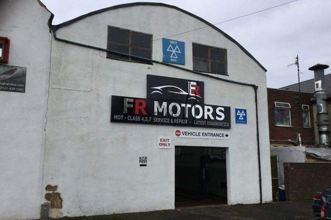 Thumbnail Parking/garage for sale in Highgate Street, Cradley Heath