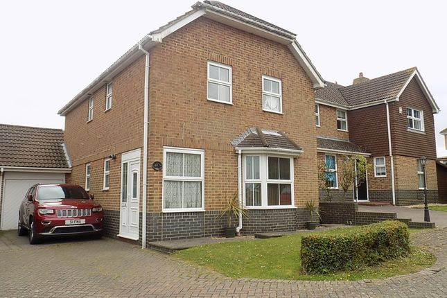 Thumbnail Detached house for sale in Chiltern Close, Eastbourne