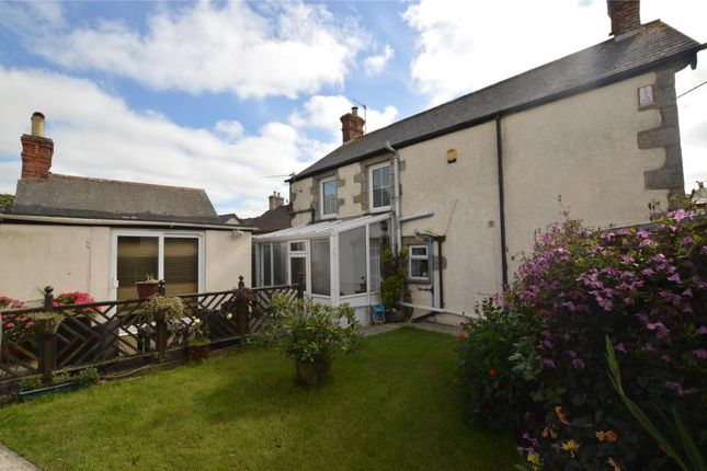 Thumbnail Semi-detached house for sale in Chapel Road, Leedstown, Hayle, Cornwall