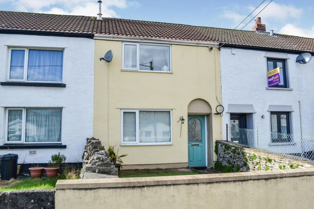 3 bed terraced house for sale in Old Park Terrace, Pontypridd CF37