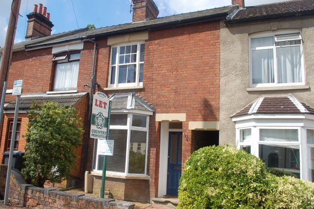 Thumbnail Terraced house to rent in Kings Road, Hitchin