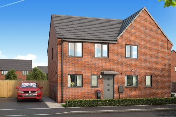 "Thumbnail Property for sale in ""The Kendal At Kingfields Park"" at Richmond Lane, Kingswood, Hull"