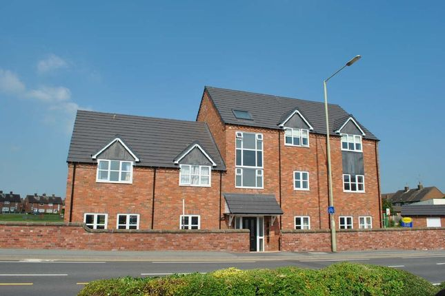 Thumbnail Flat to rent in Brownlow Street, Whitchurch, Shropshire