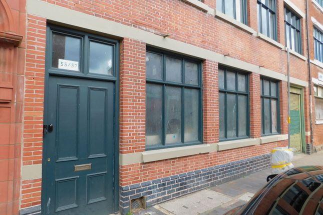 Thumbnail Retail premises to let in 55-57 Vittoria Street, Birmingham