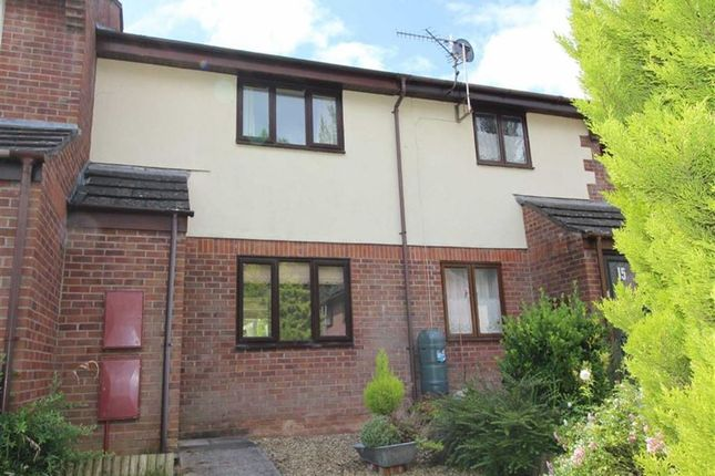 Thumbnail Terraced house to rent in Wyefield Court, Monmouth, Monmouithshire