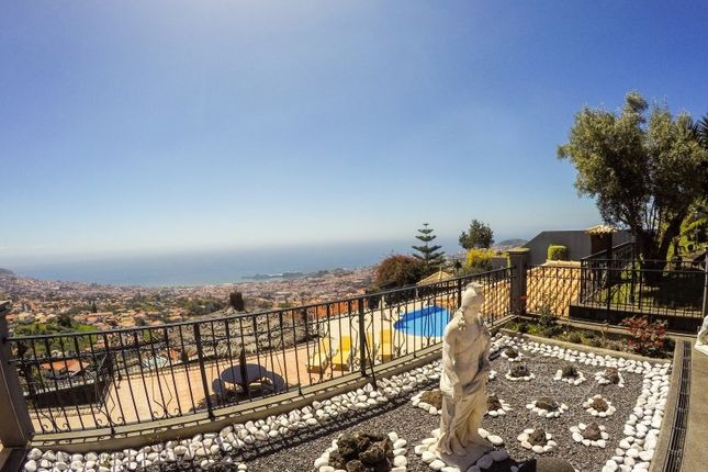 Thumbnail Detached house for sale in Monte, Monte, Funchal