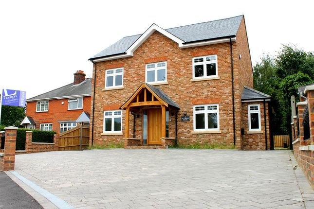 Thumbnail Detached house for sale in Send Marsh Road, Send, Woking