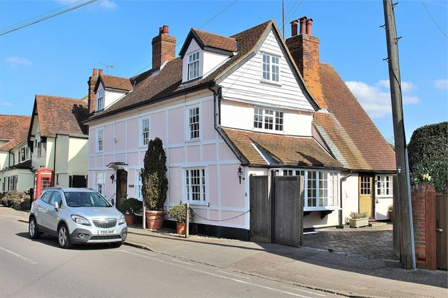 Thumbnail Detached house for sale in Chelmsford Road, Felsted, Dunmow