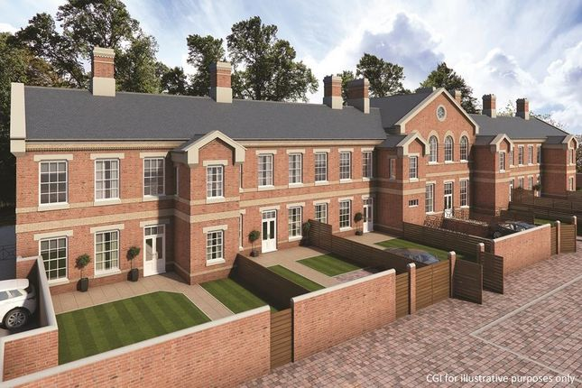 Thumbnail Terraced house for sale in Le Cateau Road, Colchester, Essex