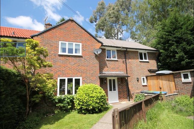 Thumbnail End terrace house to rent in Chaloner Road, Lindfield, Haywards Heath