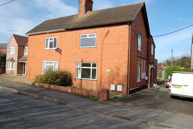 Thumbnail Flat to rent in Sleaford Road, Heckington, Sleaford