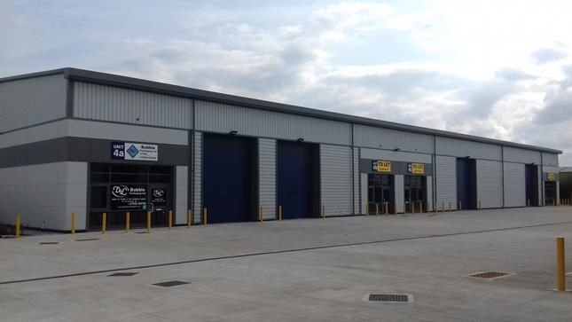 Thumbnail Light industrial to let in Unit 4A Marrtree Business Park, Quest Park, Wheatley Hall Road, Doncaster