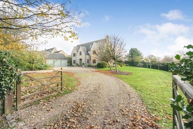Thumbnail Detached house for sale in The Avenue, Stanton Fitzwarren