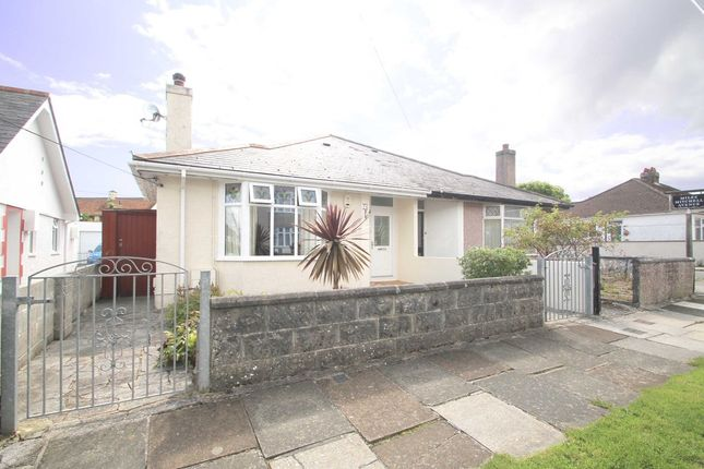Thumbnail Semi-detached bungalow for sale in Bowden Park Road, Plymouth