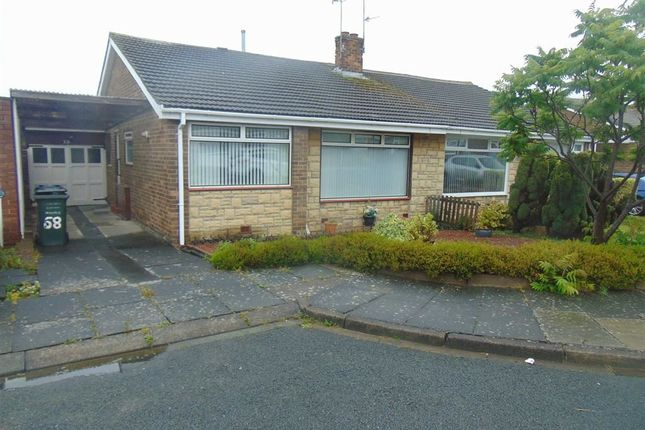 2 bed semi-detached bungalow for sale in Westgarth, Westerhope, Newcastle Upon Tyne