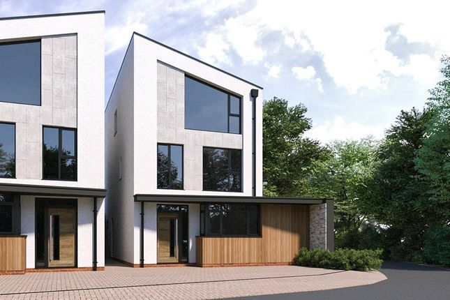 Thumbnail Detached house for sale in Peache Way, Bramcote, Nottinghamshire