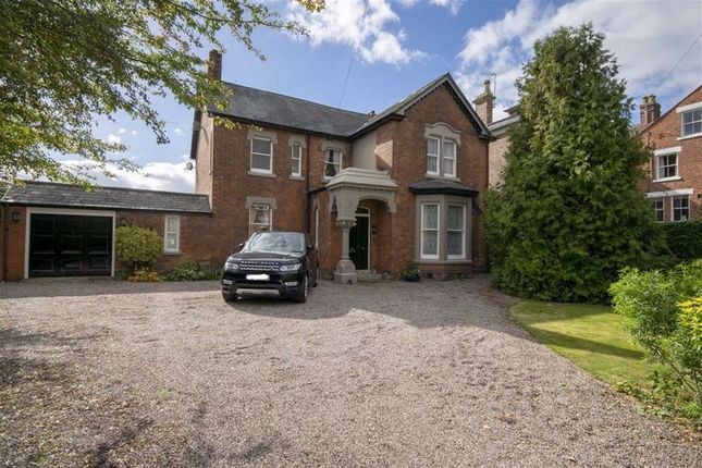 Thumbnail Detached house for sale in Victoria Road, Oswestry