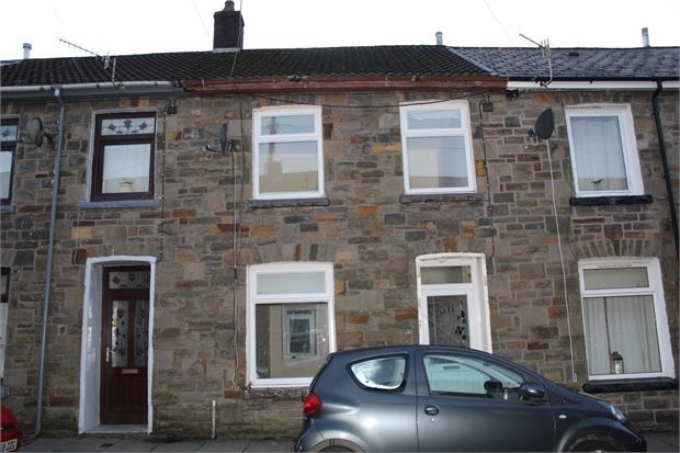 Thumbnail Terraced house to rent in Lake Street, Ferndale, Rct.