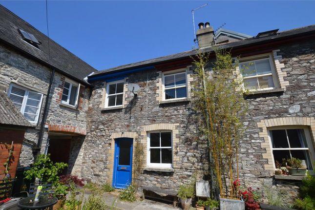 Thumbnail Terraced house for sale in Market Street, Buckfastleigh, Devon